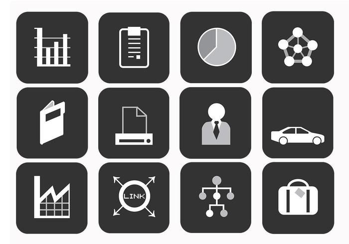 Business Vector Icons Pack