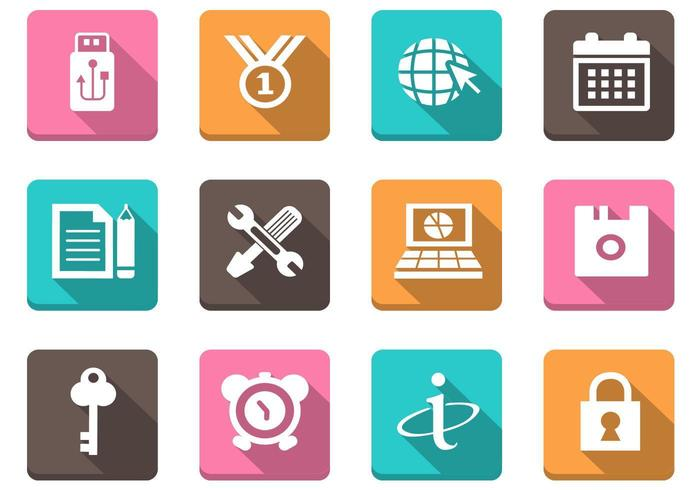 Miscellaneous Web Icon Vector Pack