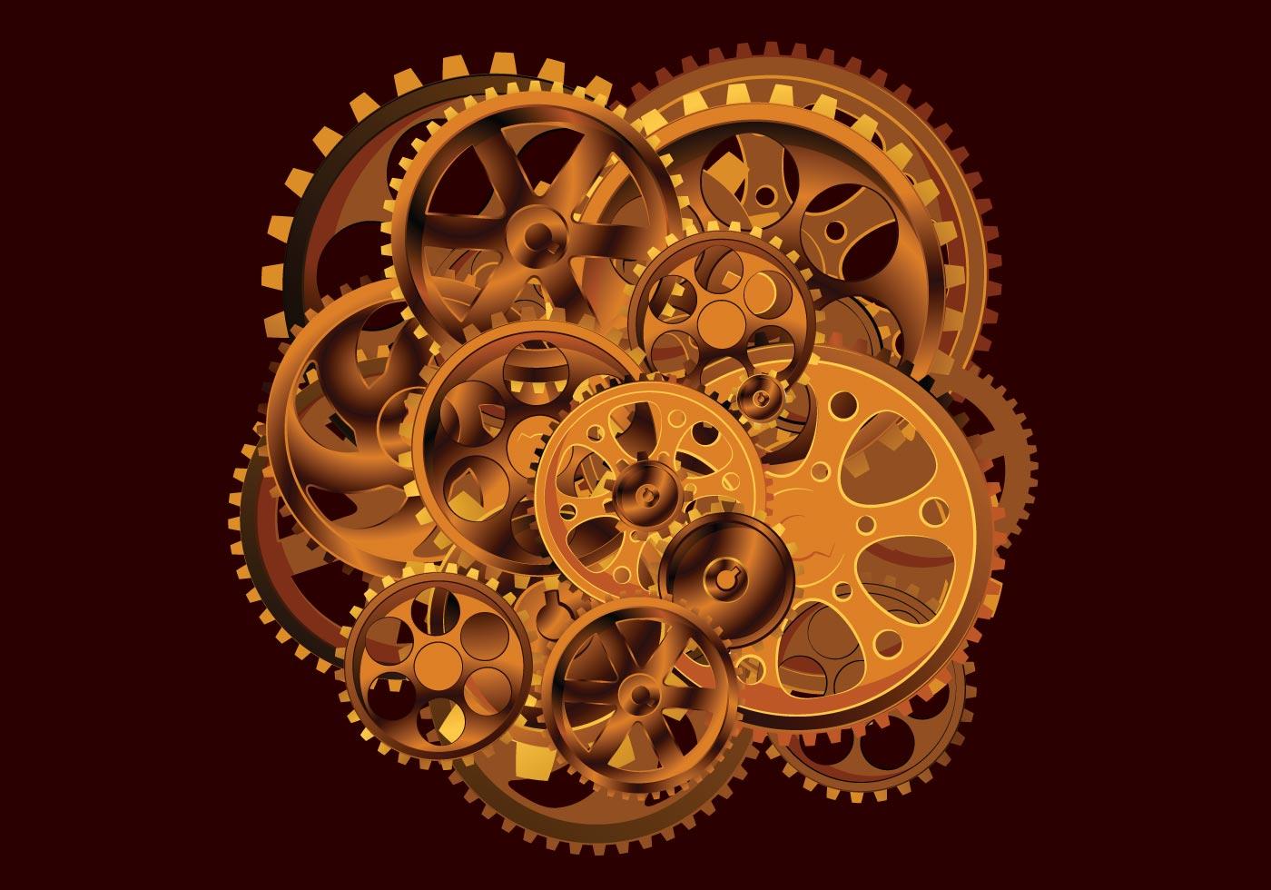free vector gears free vector art at vecteezy gear vector in dreams meaning gear vector image