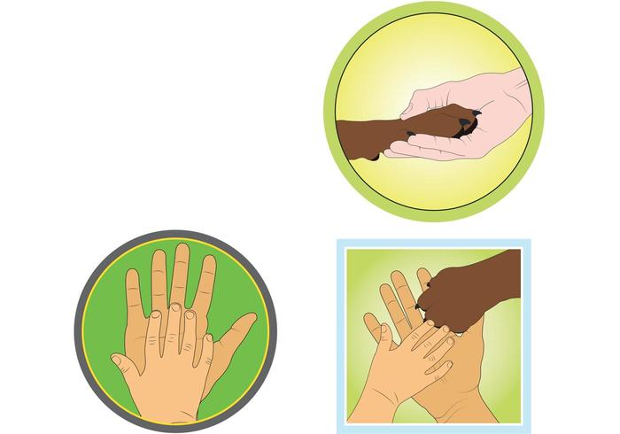 All Hands Vectors