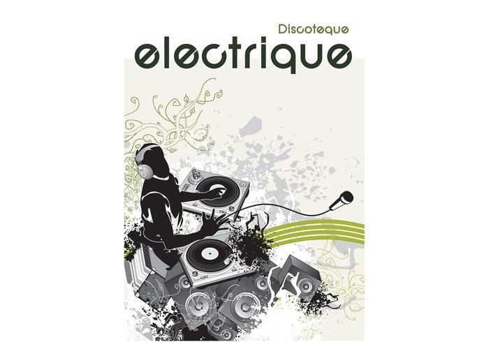 Dj electrique