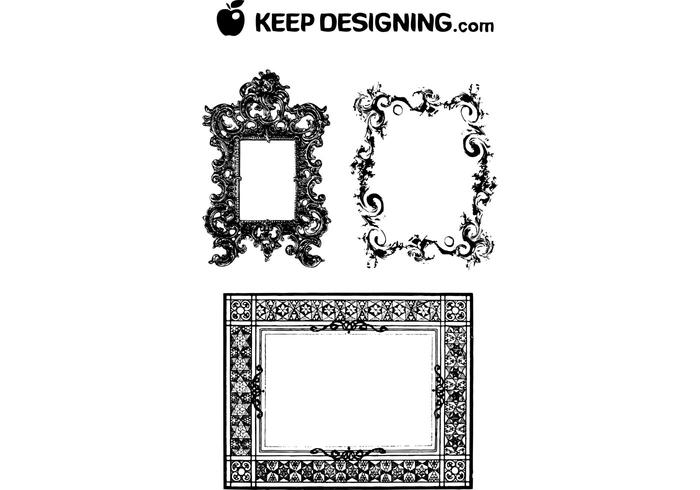 Fancy Frames & Ornate Borders