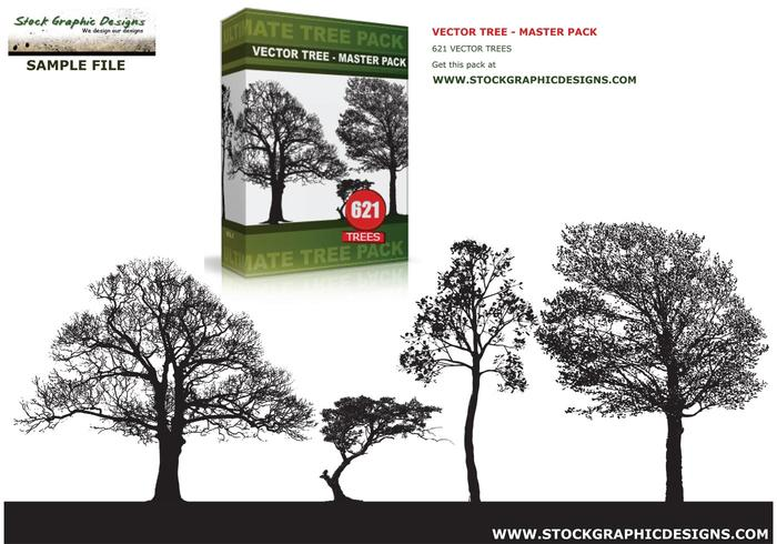 Vector Tree - Sample Pack