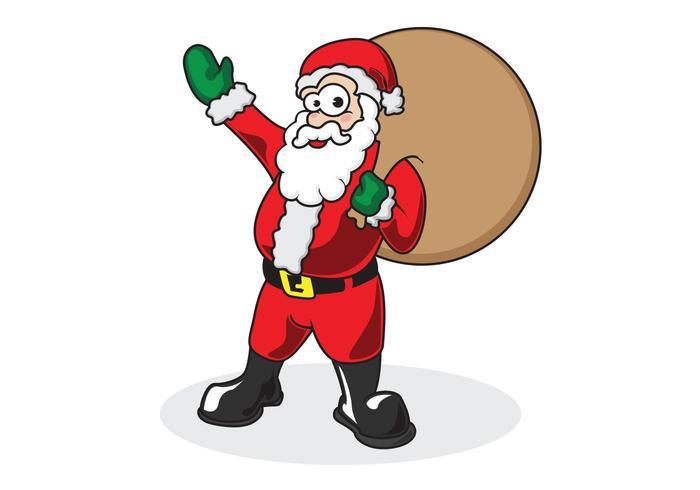 Free Santa Vector