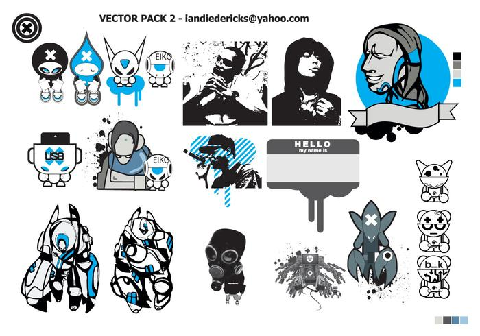 Eiko Vector Pack 2