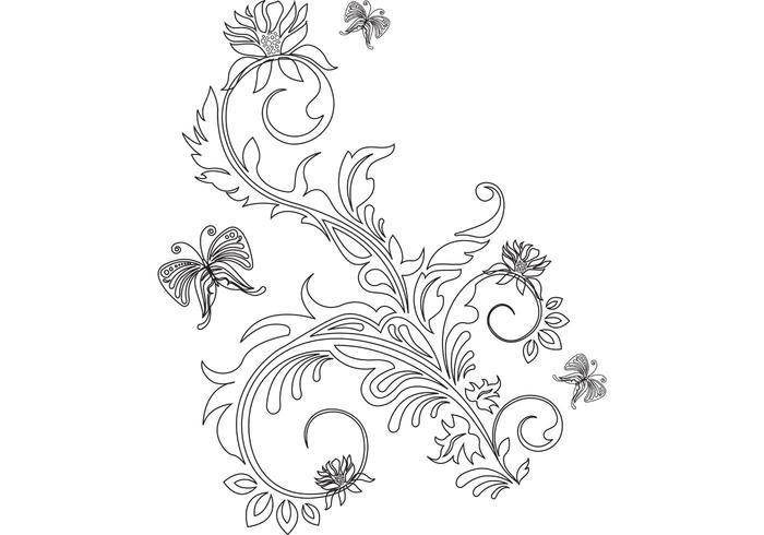 Floral Ornaments 2