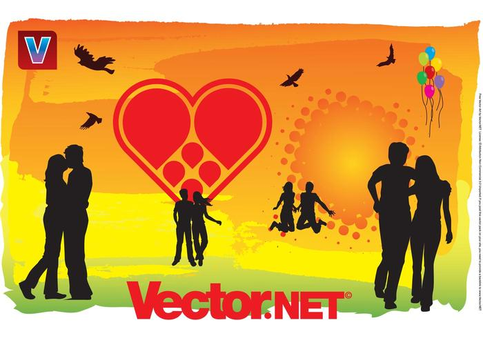 Love Free Vector Art