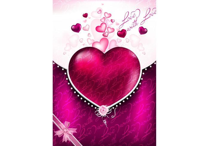 Free Valentines Background