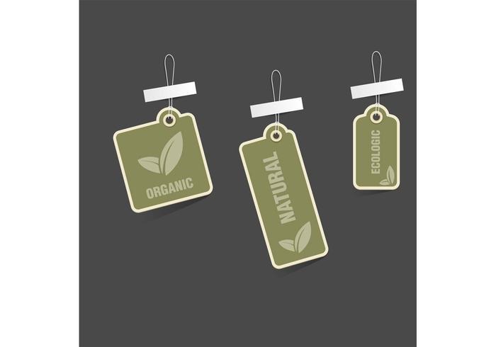 Etiquetas de Eco
