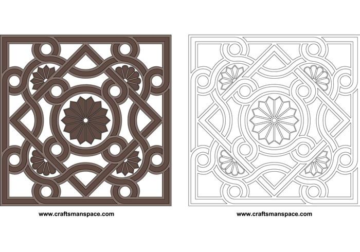 Architectural Ornament Vector