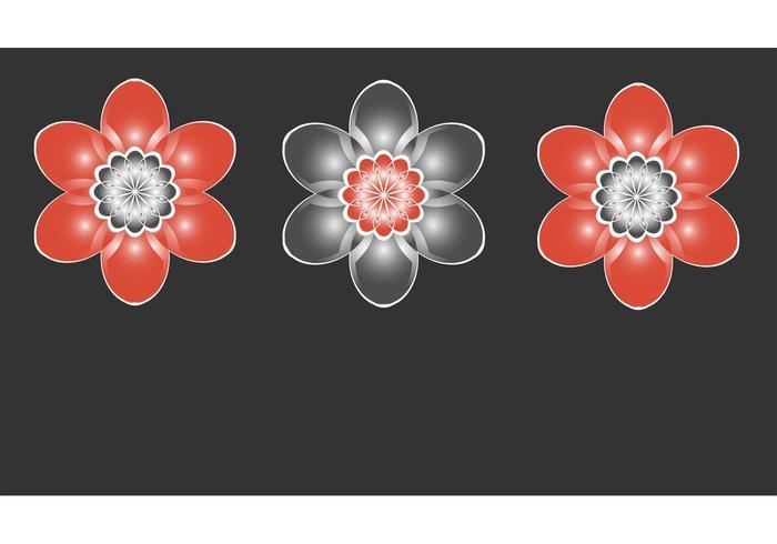 Flor do vetor