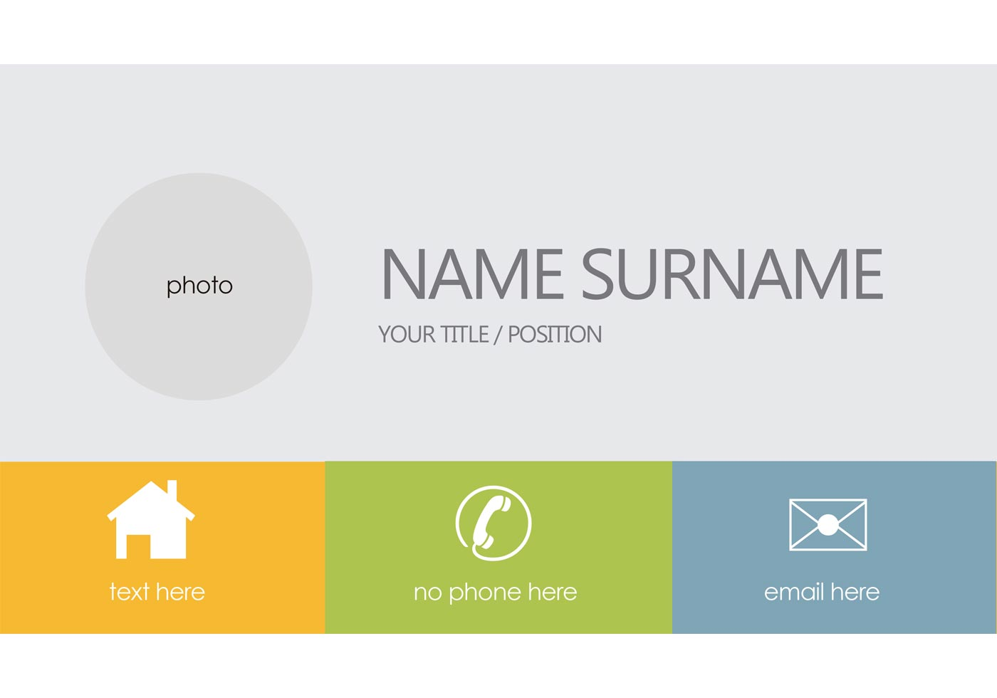 Free business card vector template download free vector for Business card 3d template