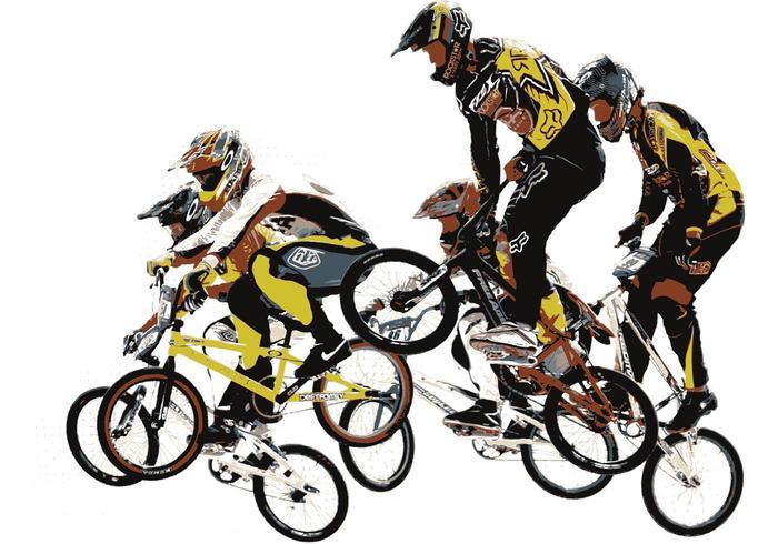 Free Vector BMX Biker ChulaVista Pack