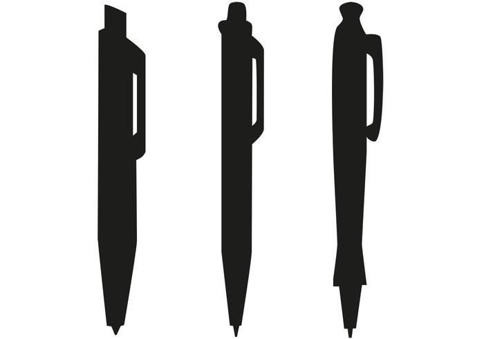 Pens Vector Pack