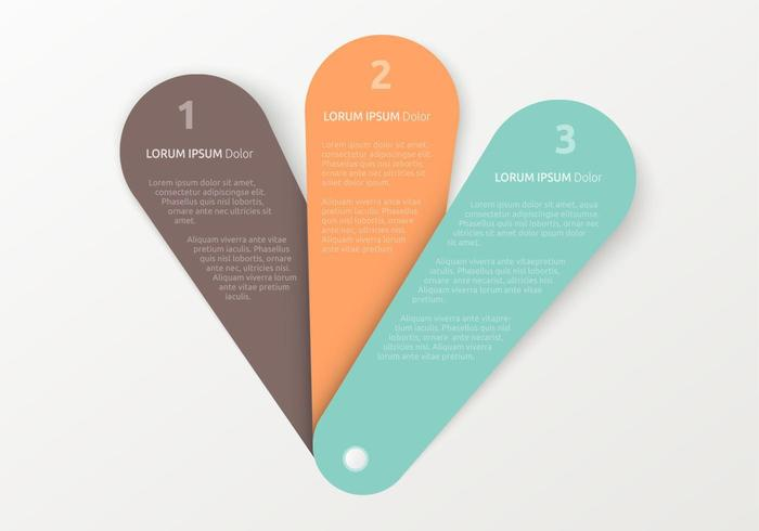 Options Steps Paper Fan Vector