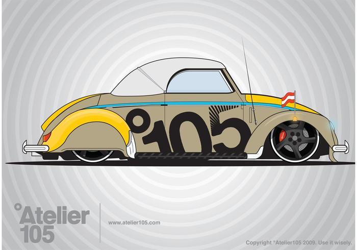 Volkswagen kever graphics