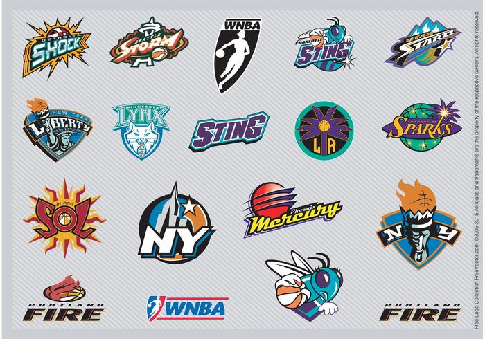 Nba team logo's 2.
