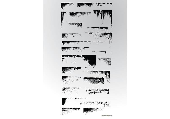 Vector Grunge Art