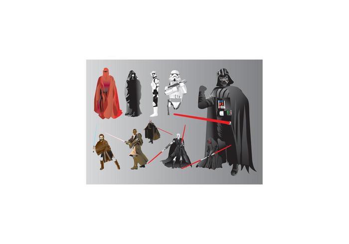 Star Wars Illustrations