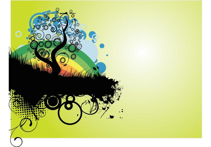 Summer Nature Graphics