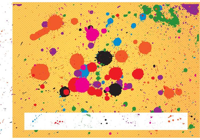 Paint Splatters Pack