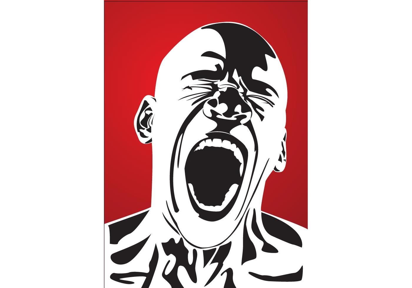 Samuel L Jackson Screaming