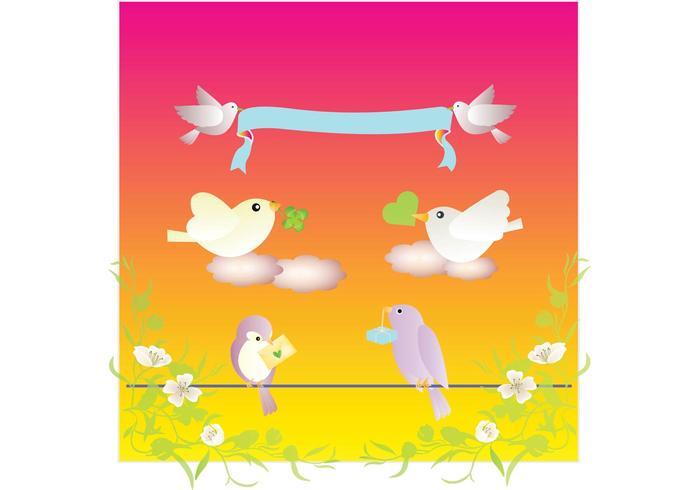 Vogels Liefde