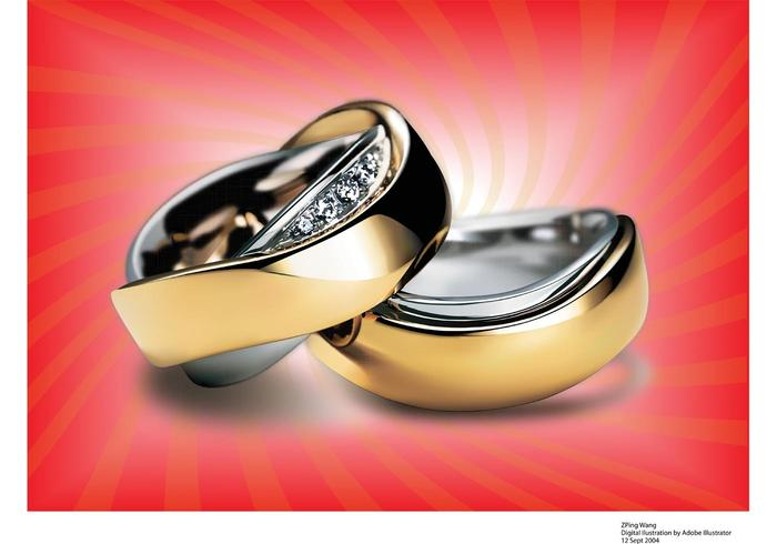 Gold Rings Download Free Vector Art Stock Graphics &