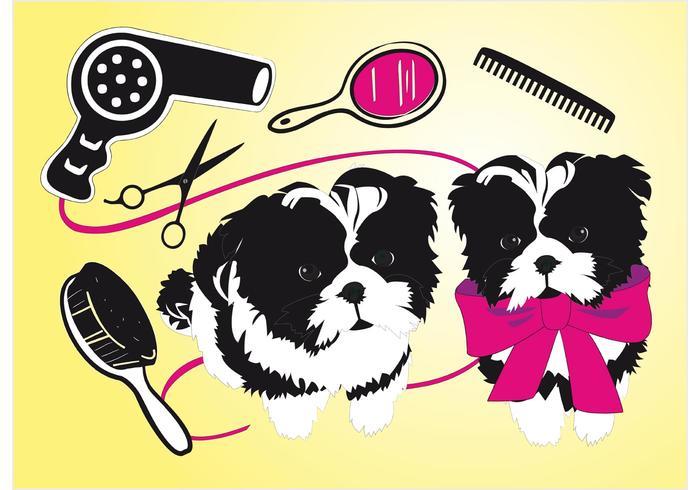 Cute Dogs Beauty Salon