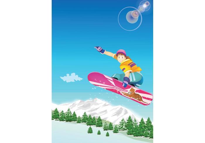 Snowboard Kid