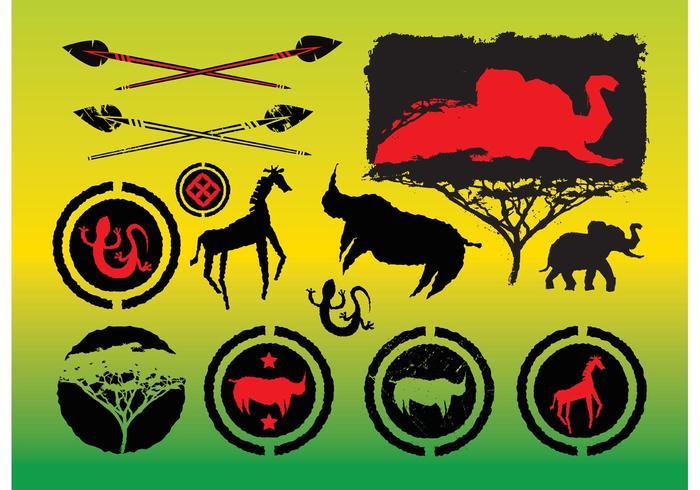 Africa Vectors