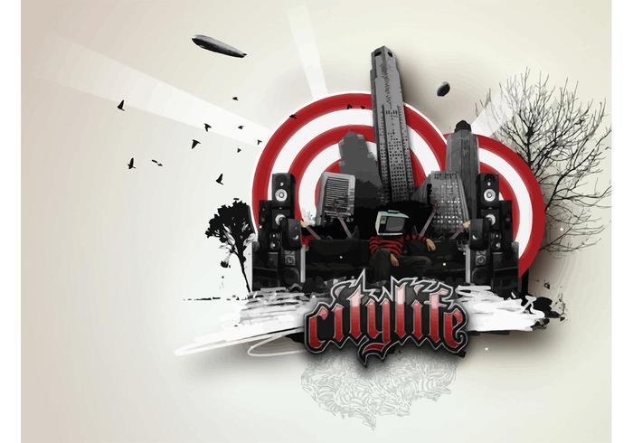 City Life Graphics
