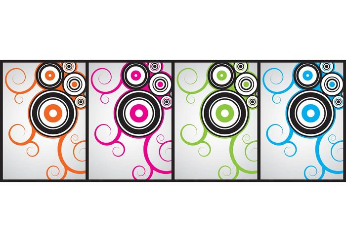 Circles Swirls