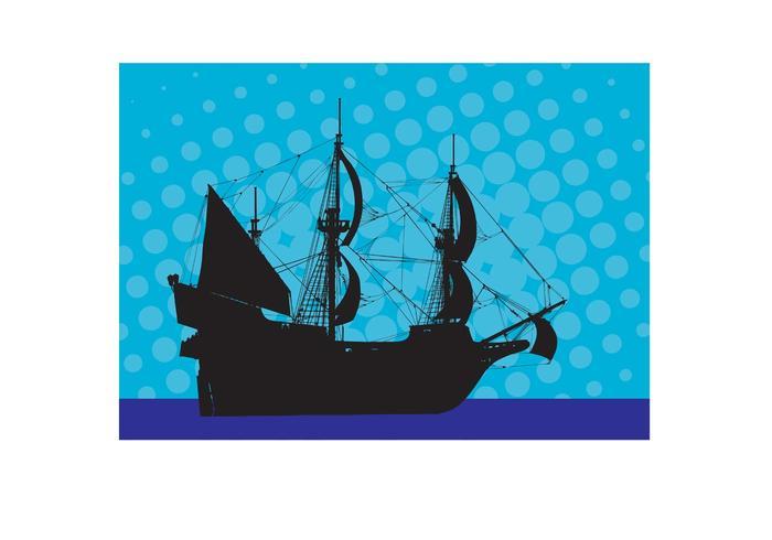 Pirat skepp