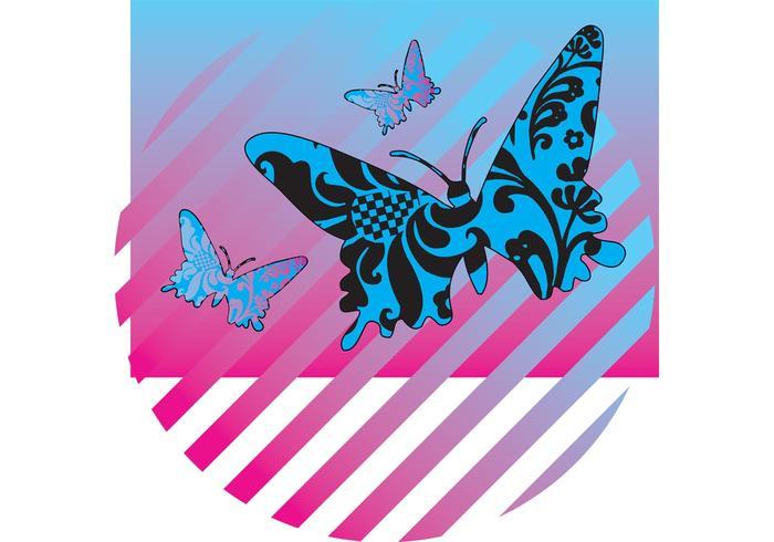 Pattern Butterflies