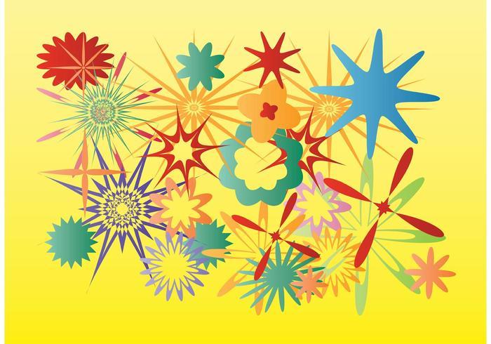 Flower Stars