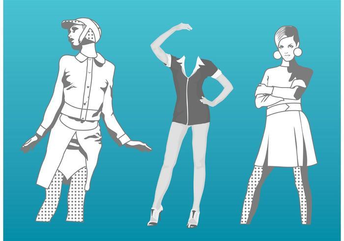 Fashion Vector Illustration
