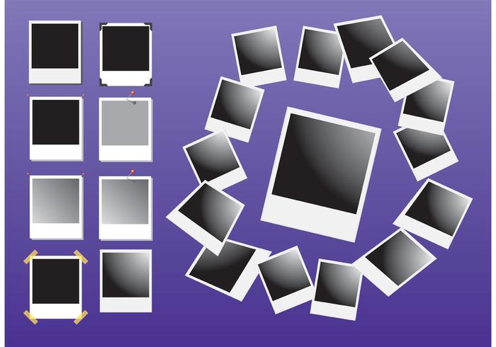 Polaroid Vectors
