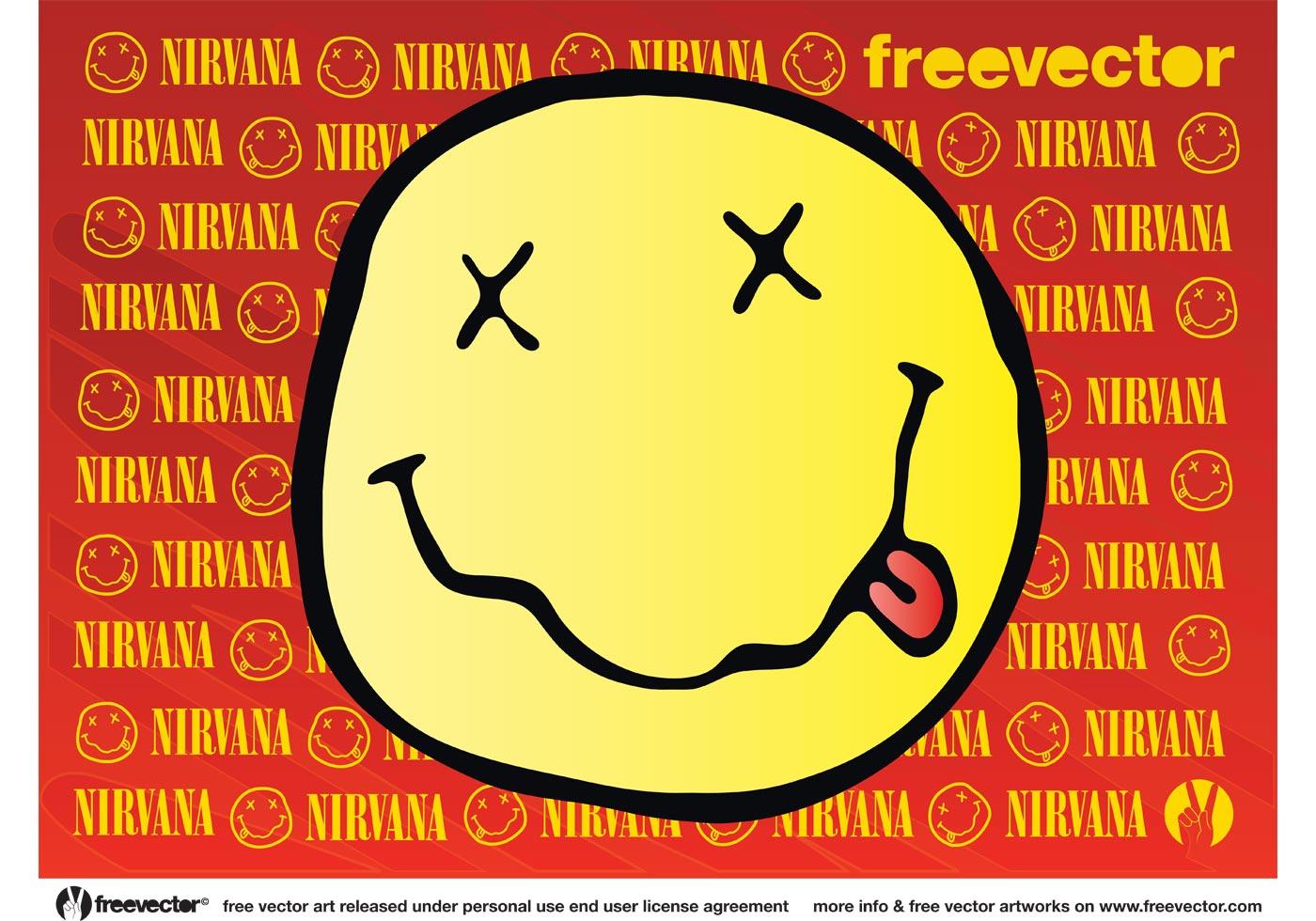 Nirvana Free Vector Art - (871 Free Downloads)
