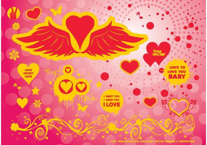 Vector Love