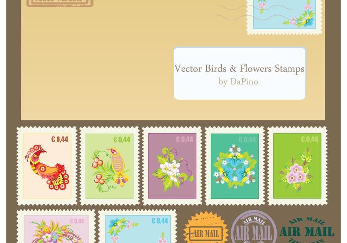 Stamp Vectors
