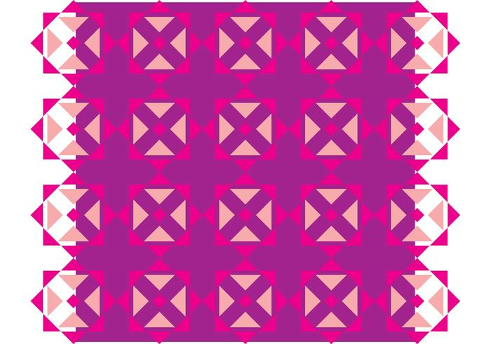 Free Geometric Pattern Vector