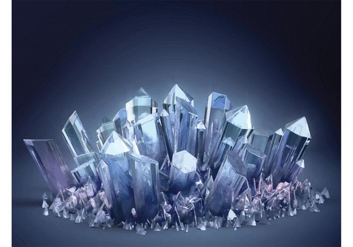 Fondo de Pantalla de Cristales