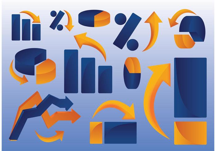 Business Graph Clip Art