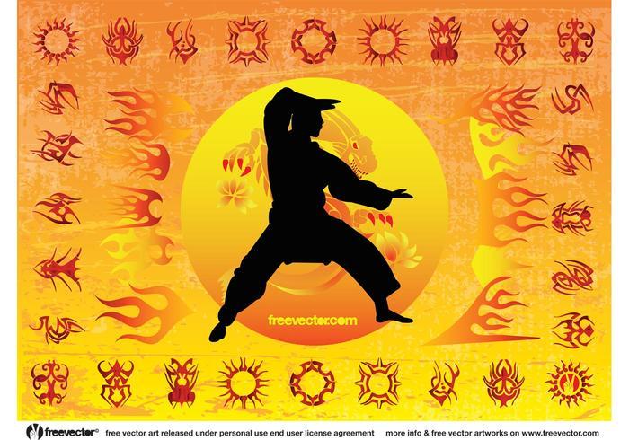 Karate barn