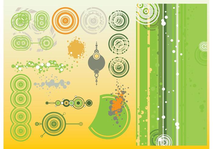 Circle Shapes Vectors
