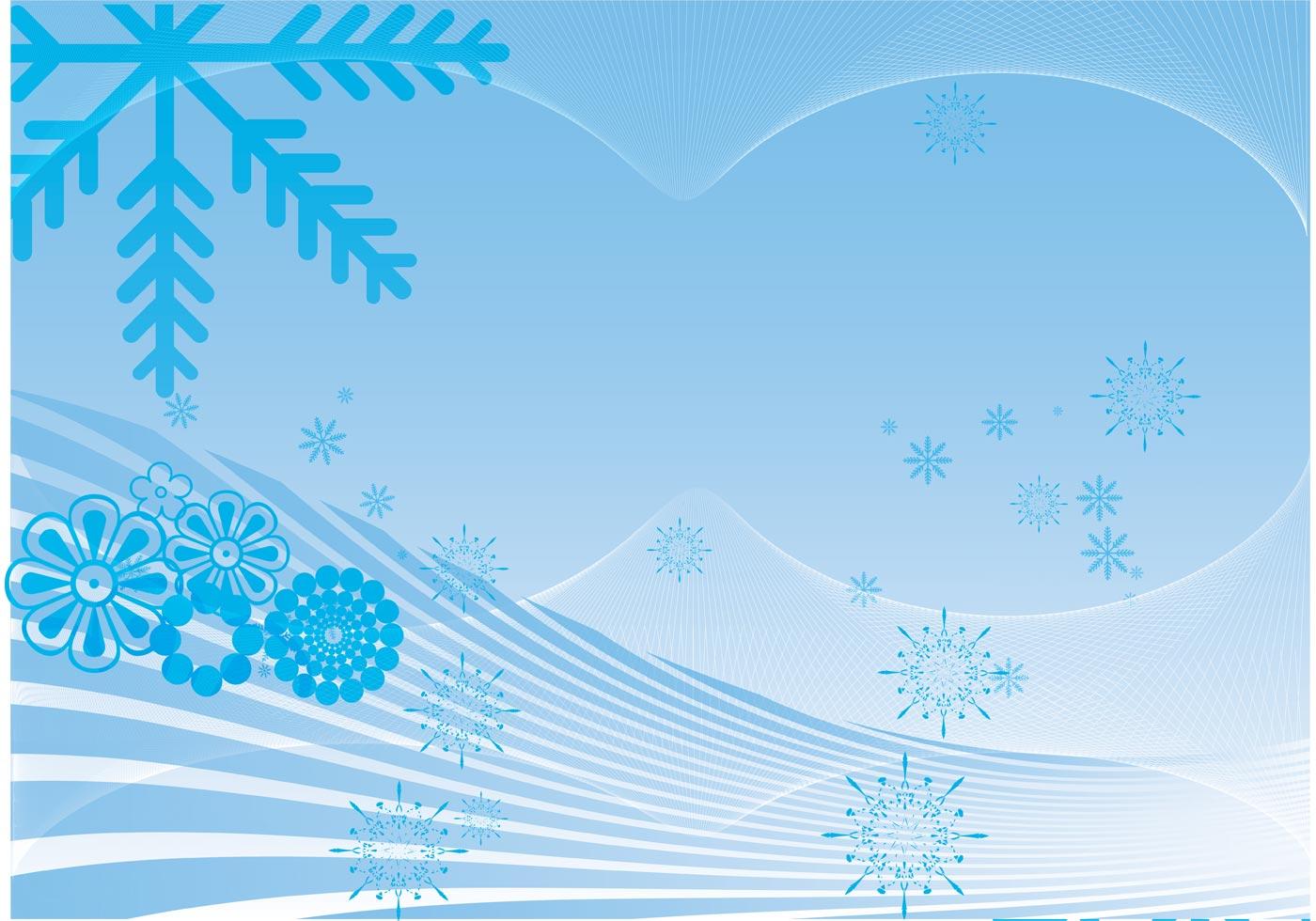 winter snow vector download free vector art stock. Black Bedroom Furniture Sets. Home Design Ideas