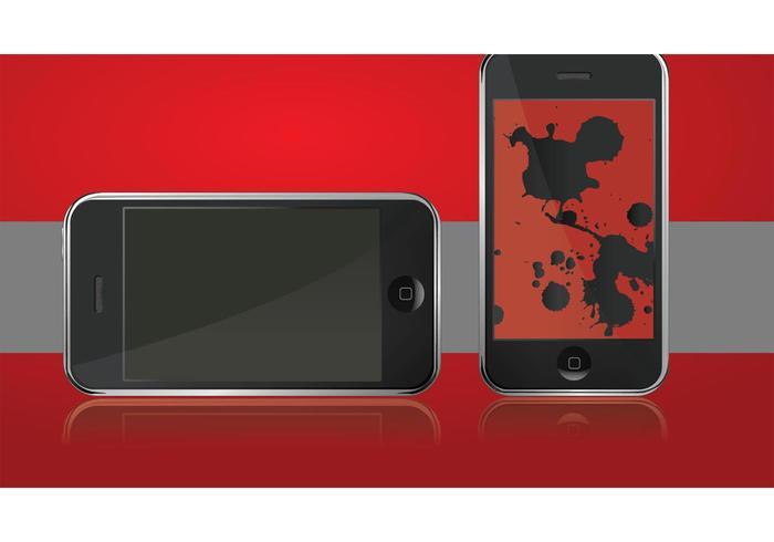Free iPhone Vectors