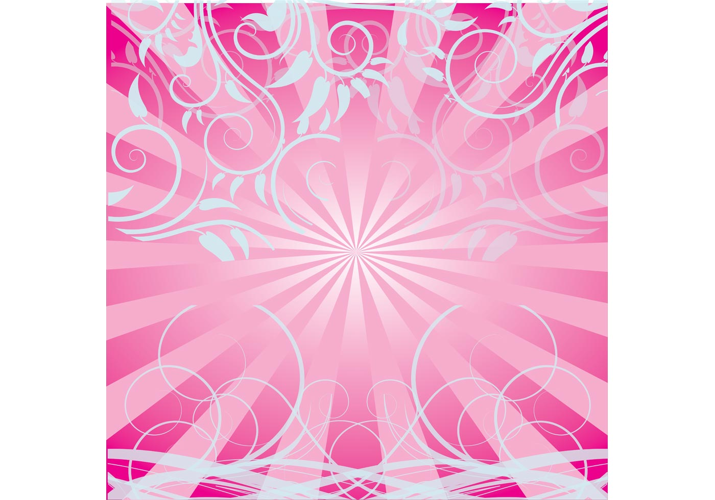 Free Pink Swirls Background - Download Free Vector Art ...Pink And Black Background Vector Designs