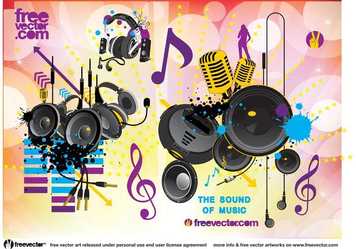 Free Sound Vector Graphics